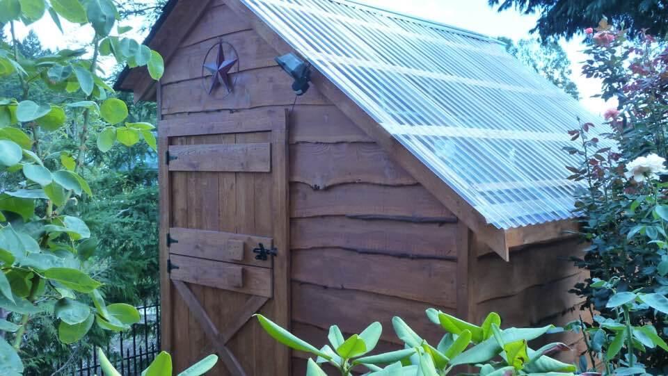Custom Greenhouse Texas