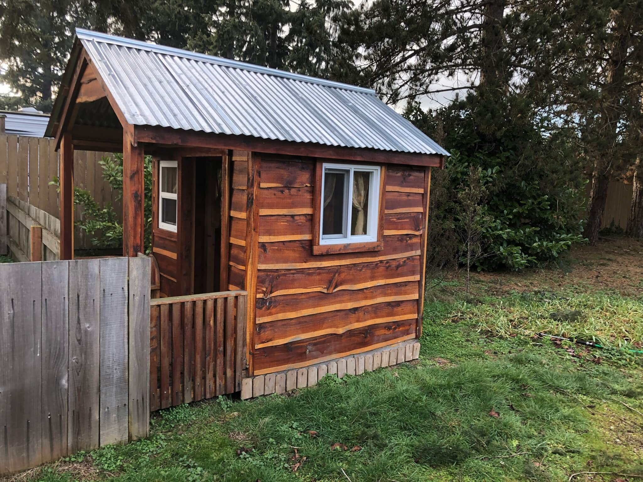 Shed Give Away